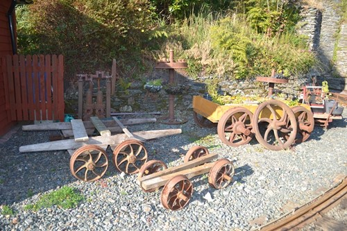 Items of Interest | The Great Laxey Mines Railway